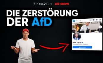 Die ZERSTÖRUNG der AfD   SinansWoche DIE SHOW