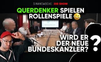 Planspiel Bundesregierung   SinansWoche DIE SHOW