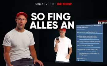 SinansWoche   REACTION auf Show Nummer 1