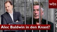 Alec Baldwin tötet Kollegin: Wer muss JETZT in Haft? | Anwalt Christian Solmecke