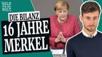 Die Bilanz von Angela Merkel: 16 Jahre Stillstand!