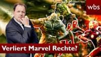 🦸 Verliert MARVEL Rechte an SPIDER-MAN, IRON MAN & Co.? | Anwalt Christian Solmecke